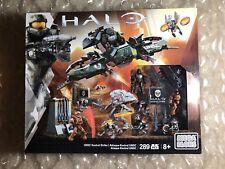 Mega Bloks Halo UNSC Kestrel Strike Exclusive Set War Spartan Promethian