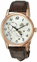 Orient Mens Sun and Moon Version 4 Automatic Stainless Steel Watch RA-AK0001S10A