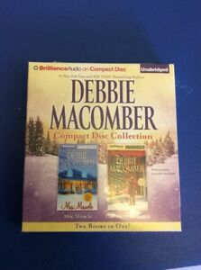 Mrs Miracle & Call Me Mrs Miracle Christmas Audiobooks CDs Debbie Macomber NEW