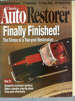 NG-017 - Classic Auto Restorer, June 1997, Roadmaster, Thunderbirds, Chevy Truck