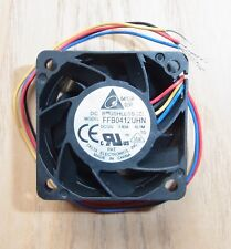 Lüfter Gehäuselüfter Server Fan Delta 40x40x28mm FFB0412UHN -8L1M Händler + NEW