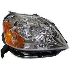 For Five Hundred 05-07, Passenger Side Headlight, Clear Lens