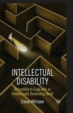 Intellectual Disability : An Inability to Cope , Whitaker, S.,,