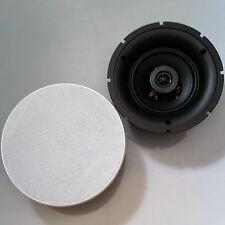Bluetooth Ceiling Speakers Rimless 8 Speaker Hi Fi Stereo Kit 200 Watts (S100L)
