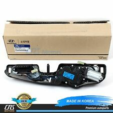 GENUINE Windshield Wiper Motor REAR for 2005-2009 Hyundai Tucson OEM 98700-2E001