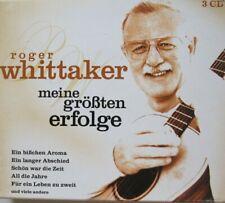 ROGER WHITTAKER - MEINE GROSSTEN ERFOLGE  - 3 CD-BOX