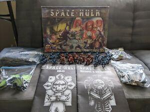 Space Hulk Genestealer Floor burst edition  B.N.O.S Rare and Oop Warhammer 40k