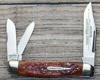 Winchester Whittler - 39119 - Jigged Bone - Cartridge Series - USA - NIB