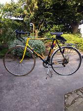 Vintage Team Raleigh Banana Racing Bike