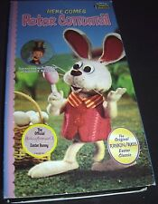 Here Comes Peter Cottontail VHS 2001 - The Original Rankin Bass Easter Classic