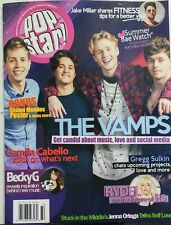 Pop Star Summer 2017 The Vamps Shawn Mendes Poster Becky G FREE SHIPPING sb