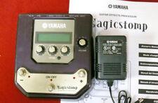 Yamaha MagicStomp MKI Guitar Multi-Effects magic stomp mk 1