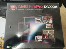 AMD FirePro RG220A 512MB 256-bit PCI Express 2.0 x16 Workstation Video Card