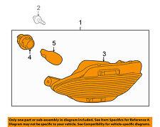 Lexus TOYOTA OEM 10-15 RX350 Side Marker Light Lamp-Rear-Assy Right 814800E010
