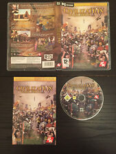 Civilization IV (4) Warlords Expansion Pack - PC Simulation Game - 2K Games