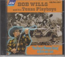 "Bob Wills & His Texas Playboys ""The King Of Western Swing"" NEW & SEALED CD"