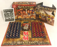 Stratego Original Board Game Jumbo 100% Complete