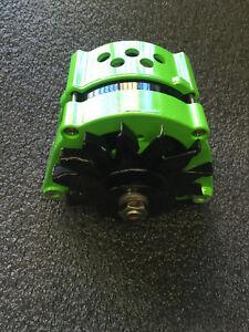 180 AMP BMW Alternator High Output Powder Coated & Vented Performance HD