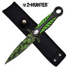 """Z HUNTER ZB-056GN FIXED BLADE KNIFE 9.75"""" OVERALL NIB"""
