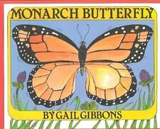 Monarch Butterfly 9780823409099 by Gail Gibbons Paperback