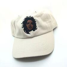 Tan Lauryn Hill Dad Cap Hip Hop Rap Rare Dope 90s Vtg