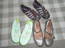 Schuhe für Mädchen im Ballerinas-Stil aus Leder für den Sommer ... 98ab3ea538