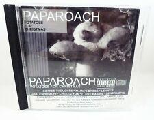 Papa Roach Potatoes for Christmas CD