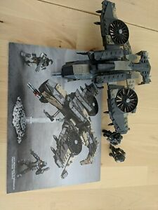 Call of Duty Wraith Attack Vehicle Mega Bloks Collector Series Construction Set