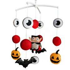 Creative Hanging Toys, [Midnight Hero, Halloween] Wind-up Musical Box