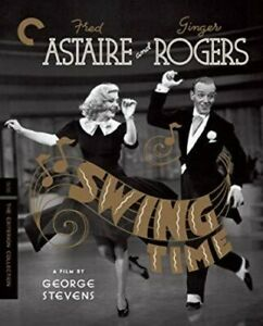 Swing Time (Criterion Collection) [New Blu-ray]