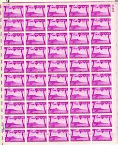 US Scott # C46 - MNH - Full Sheet of 50 Stamps - CV=$655.00 - Nice
