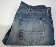 Nautica Jeans Co. Mens Jeans Distressed Size 38 X 30