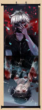 Home Decor Anime Japanese Poster Wall Scroll Art (42*122 Tokyo Ghoul Ken Kaneki