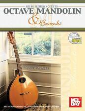 Guide to octave mandoline bouzouki apprendre à jouer des chansons musique livre en ligne audio