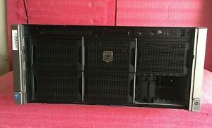 HP Server ML350 Gen9 8 SFF 2x E5-2697 v3 NO Ram, NO HDD
