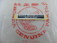 Honda CL77 Z50 S90 CT90 CB160 CA175 CL175 QA50 ATC70 XL100 Sticker Decal Label