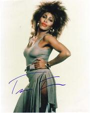 Tina Turner ++ Autogramm ++ Musik-Legende ++ Autograph