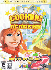 Cooking Academy (PC, 2008, Mumbo Jumbo)