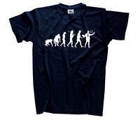 Standard Edition Lehrer Schule Ausbildung Lernen Evolution T-Shirt S-XXXL neu