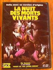 DVD LA NUIT DES MORTS VIVANTS - Duane JONES / Keith WAYNE / Marylin EASTMAN