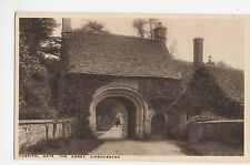 Hospital Gate, The Abbey, Cirencester Postcard, A791