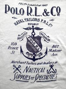 Polo Ralph Lauren Anchor T Shirt