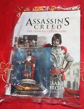 Assassin's Creed estatuilla No.5 Cesare Borgia (nuevo Y Sellado)
