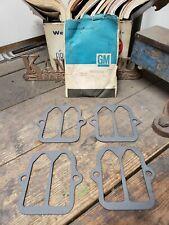 NOS 1963-1965 Corvette Fuel Injection Plenum Intake manifold Gasket (4) 3832280