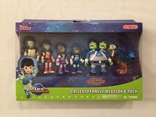 Miles From Tomorrowland Callisto Family Mission 6-Pack Figure Set