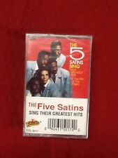 FIVE SATINS Greatest Hits