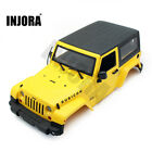 270mm Plastic Body Shell for 1:10 RC Car Jeep Wrangler Rubicon Axial SCX10 D90