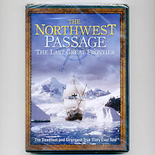 Northwest Passage: Last Great Frontier documentary TV miniseries, new DVD Arctic