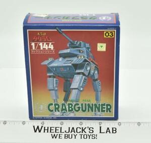 Crabgunner 03 Abitate F44A Dougram Takara Action Figure SEALED MISB NEW