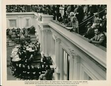 Jean Arthur Us Senate Chamber Original Vintage Mr Smith Goes To Washington Photo